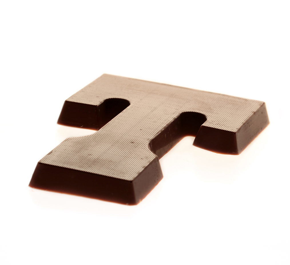 chocoladeletter T